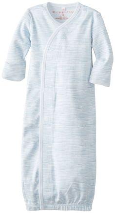3ed217a7e Amazon.com: Magnificent Baby Baby-Boys Newborn Gown, Birch Boy, New Born:  Clothing