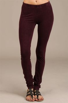 "Love these Burgundy mineral wash leggings NEW ""Go For It style in a Box"", Release your box today $15.00 Styling fee 6 items, use promo code TENOFF at check out. see website for details. Sign up for MixandMatchBox.com Today"
