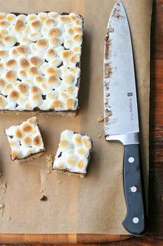 Gluten-Free S'mores Bars