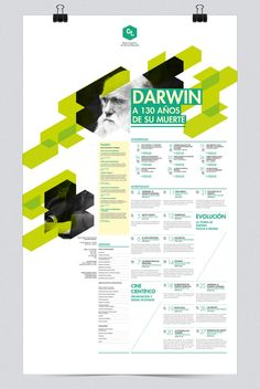 Editorial  Layout / Natural Science Museum of Bs As (updated) by Esteban Simone, via Behance
