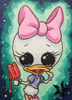 Daisy Duck by Michael Banks (Sugar Fueled)