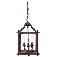"""Capital Lighting C9123TS Pendant Light - Tortoise or  Matte Nickel  Three for the kitchen island... height-18"""" and width- 13"""" $239"""