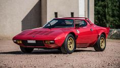 Driven by Design: The Incomparable Lancia Stratos