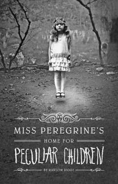 Miss Peregrine's Home for Peculiar Children by Ransom Riggs.  Young Adult Mystery.  Read a review at http://readinginthegarden.blogspot.com/2015/03/miss-peregrines-home-for-peculiar.html