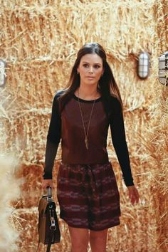 Zoe hart style-Hart of Dixie Season3 Episode8 love it!!