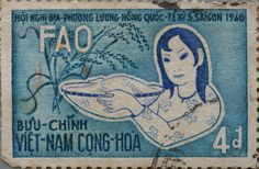 Stamp - Vietnam