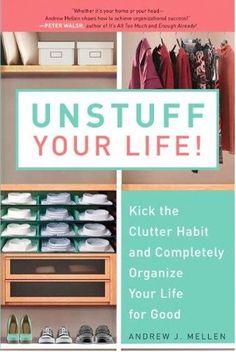 Declutter Your Life.  #cuttheclutter