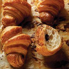 France: Pain au Chocolat (Chocolate Croissant)
