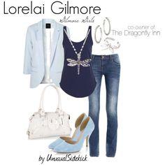 Mode Gilmore Girls, Gilmore Girls Fashion, Girl Outfits, Casual Outfits, Fashion Outfits, Indie Outfits, Pretty Outfits, Cute Outfits, Girl Fashion