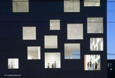 Image 21 of 26 from gallery of Architectural Photographers: Thomas Mayer. Teshima Art Museum, Ryue Nishizawa, Architectural Photographers, Building Facade, Art And Architecture, Art Education, My Dream Home, Art Photography, Photo Wall