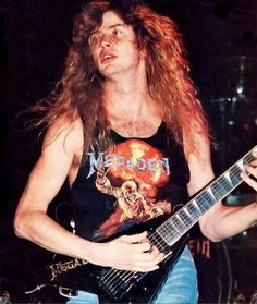 Find images and videos about megadeth and dave mustaine on We Heart It - the app to get lost in what you love. Heavy Metal Rock, Heavy Metal Bands, Thrash Metal, Nick Menza, Vic Rattlehead, Marty Friedman, Mike Inez, David Ellefson, Dave Mustaine