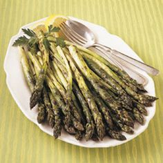 BBQ GRILLING #BBQ #Grilling Basic Grilled Asparagus