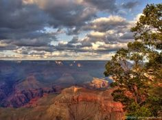#GrandCanyon #HDR #Photography - more on www.travel-photographs.net