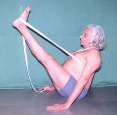 yoga iyengar with props - Google Search