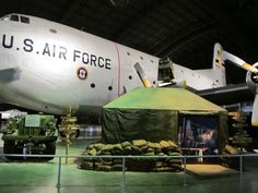 1) The United States Air Force Museum (Dayton) 15 most underrated places in OH must check out