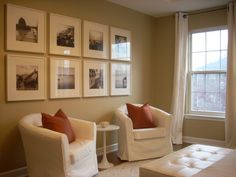 Rugh Design: Favorite Neutral Paint Colors gives sherwin williams colors for different neutral schemes Beige Paint, Neutral Paint Colors, Wall Paint Colors, Beige Walls, Green Walls, House Color Schemes, House Colors, Living Room Decor, Living Spaces