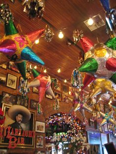 Mexican Decor @ Mi Terra Mexican Restaurant In SA Down Town District JOCA  JAY :) Photo Gallery