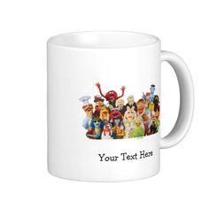 The Muppets Personalized Coffee Mug