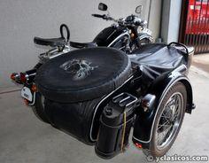 220.1 BMW R71 1937 (replica) - Portal compra venta vehículos clásicos