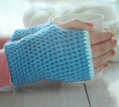 Just for fun! :-) Gloves finger free  :-)
