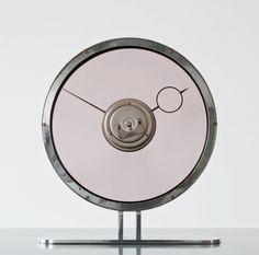 Table clock | Heinrich Möller for Kienzle