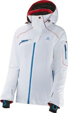 SPEED JACKET W - Jackets - Clothing - Alpine Skiing - Salomon Canada