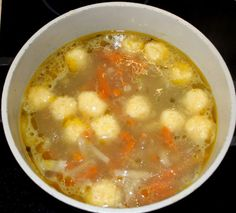 Sajtgombóc leves recept Healthy Soup Recipes, Keto Recipes, Cooking Recipes, Croatian Recipes, Hungarian Recipes, Slow Cooker Soup, International Recipes, Other Recipes, Soups And Stews