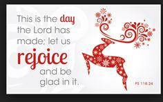 Day 15: Rejoice