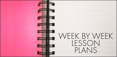 """Ever wonder what the teacher across the hall has planned for the upcoming week? Wish you could sneak a peak at a veteran teacher's curriculum calendar? The """"What I'm Teaching This Week"""" series was …"""