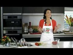 Dominique Rizzo's Moroccan Burgers Recipe - What to Cook Recipe Videos, Food Videos, Gourmet Garden, Yummy Food, Tasty, Burger Recipes, What To Cook, Burgers, Hamburgers