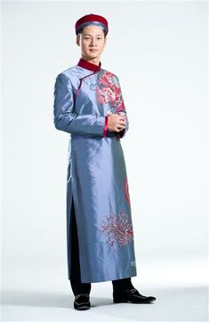 1000+ images about Ao dai for Men on Pinterest | Ao dai Long dresses and Long distance
