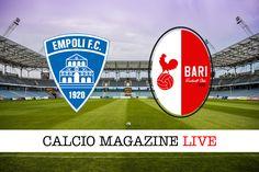 Empoli-Bari cronaca e tabellino in tempo reale della partita