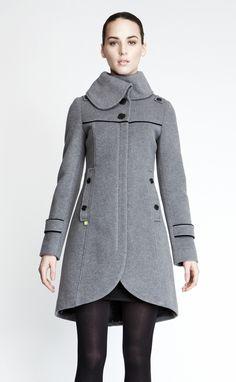 Soia & Kyo Mia Wool jacket: Available in size XXS #petite