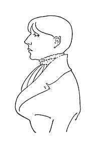Aubrey Vincent Beardsley (1872-1898) Art Print