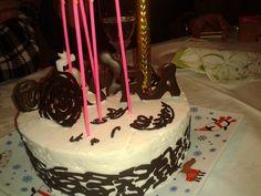 gyümölcsjoghurtos torta Cake, Desserts, Food, Tailgate Desserts, Deserts, Kuchen, Essen, Postres, Meals