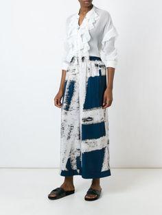 Daniela Gregis printed culottes