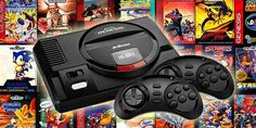 Las mejores consolas retro. Classic Video Games, Retro, Consoles, Videogames, Retro Illustration