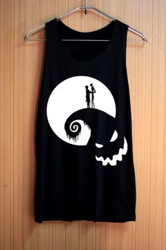 The Nightmare Before Christmas Tim Burton's Film by 24hrsTShirt, $15.75