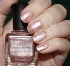 May Topbox with Deborah Lippmann polish