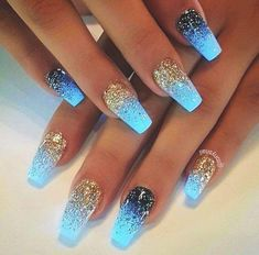 Semi-permanent varnish, false nails, patches: which manicure to choose? - My Nails Best Acrylic Nails, Acrylic Nail Designs, Nail Art Designs, Nails Design, Unique Nail Designs, French Tip Nail Designs, Stylish Nails, Trendy Nails, Nagellack Design