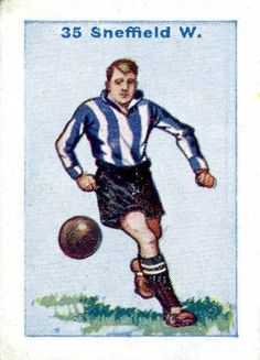 Sheffield Wednesday Fc, Laws Of The Game, Association Football, Most Popular Sports, Old Postcards, Fifa, World Cup, Owls, 1930s