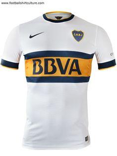 Boca Juniors 2014-2015 Nike Away kit