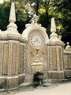Quinta Da Regaleira Sintra,Portugal