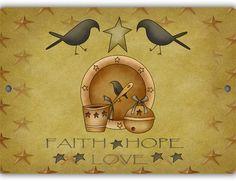 Faith Hope Love Sign - Louise's Country Closet Aluminum Signs, Faith Hope Love, Love Signs, Country, Closet, Armoire, Rural Area, Closets, Country Music