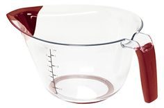 KitchenAid Gourmet Mix and Measure Batter Bowl 8Cup Red *** Details can be found by clicking on the image.Note:It is affiliate link to Amazon.