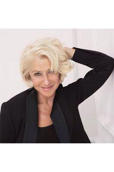 Beauty: Helen Mirren für L'Oréal Paris - VOGUE