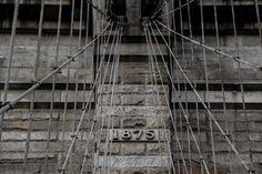 Brooklyn Bridge - Established 1875
