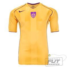 Camisa Nike NK Maribor Away 2007