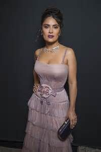Salma Hayek on the Worst Beauty