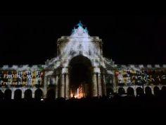 As Portas Encantadas | Videomapping | Terreiro do Paço | 2015